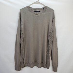 All Saints linen sweater